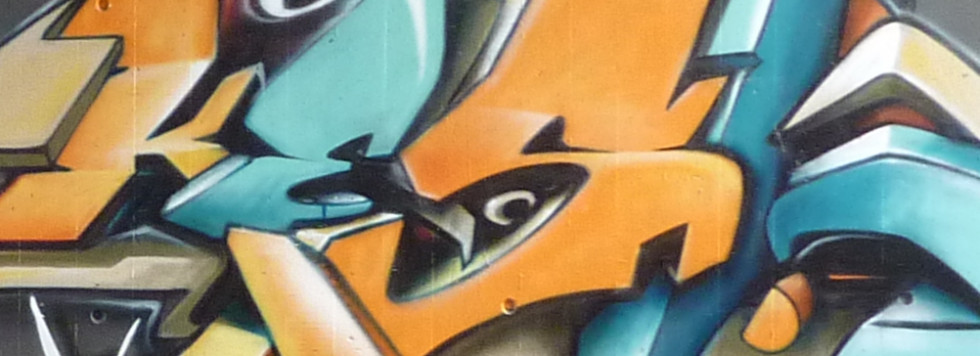 Street art en Suisse (Art is War !!)