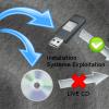 Installer une distribution GNU/Linux depuis une clef USB