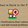 Mauvais format de date dans les notifications Fail2ban