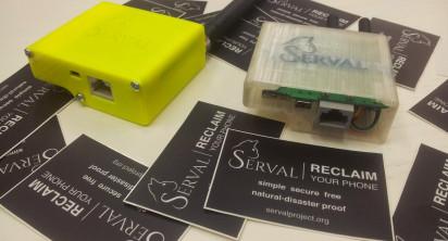 Le projet SERVAL – Ou comment téléphoner lorsque les infrastructures défaillent