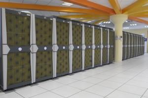Le cluster JADE est un supercalculateur scalaire parallèle