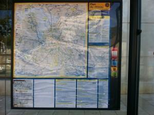 Qr Code et arrêt de bus