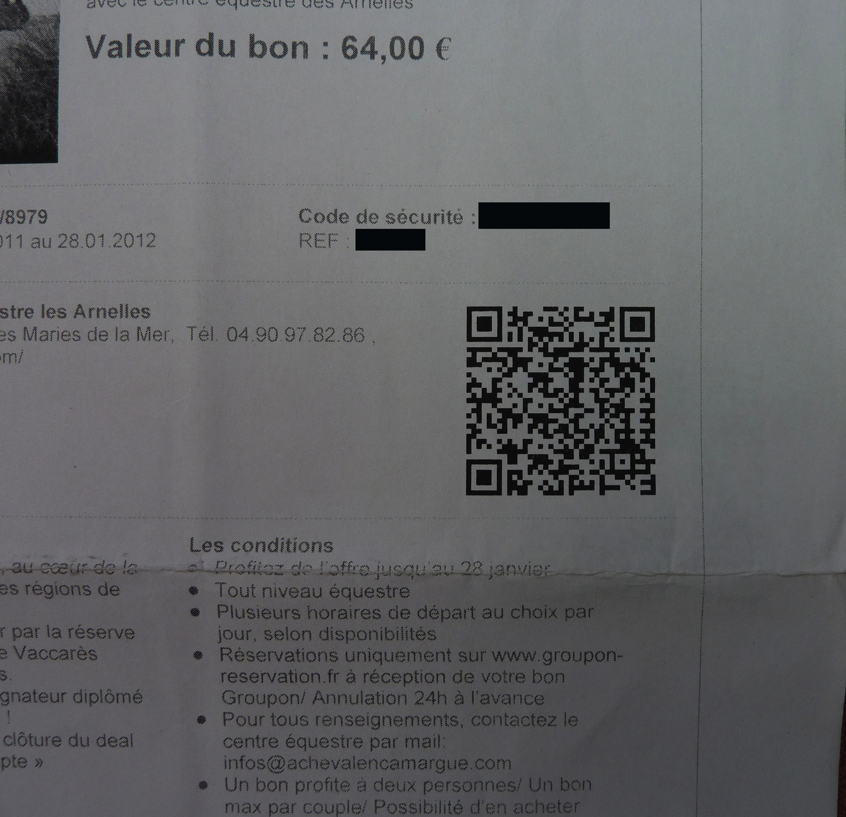 exemple d usage de qr code