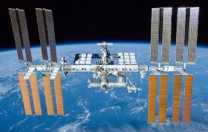 Photo de l'ISS