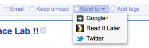 Read It Later et Google Reader
