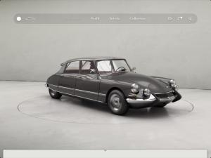Road Inc pour iPad exemple de reconstitution 3D