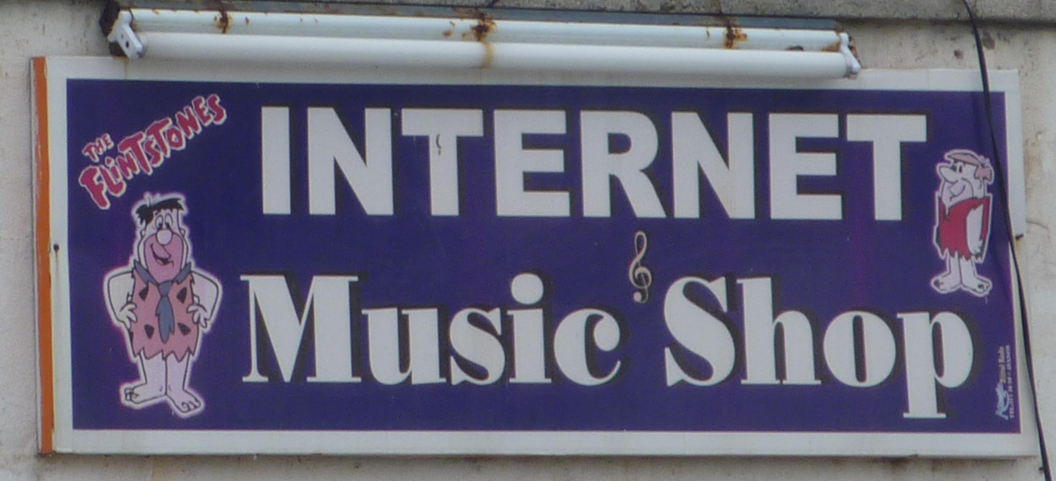 InternetFlintstones