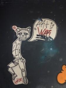 Du street art en Suisse !