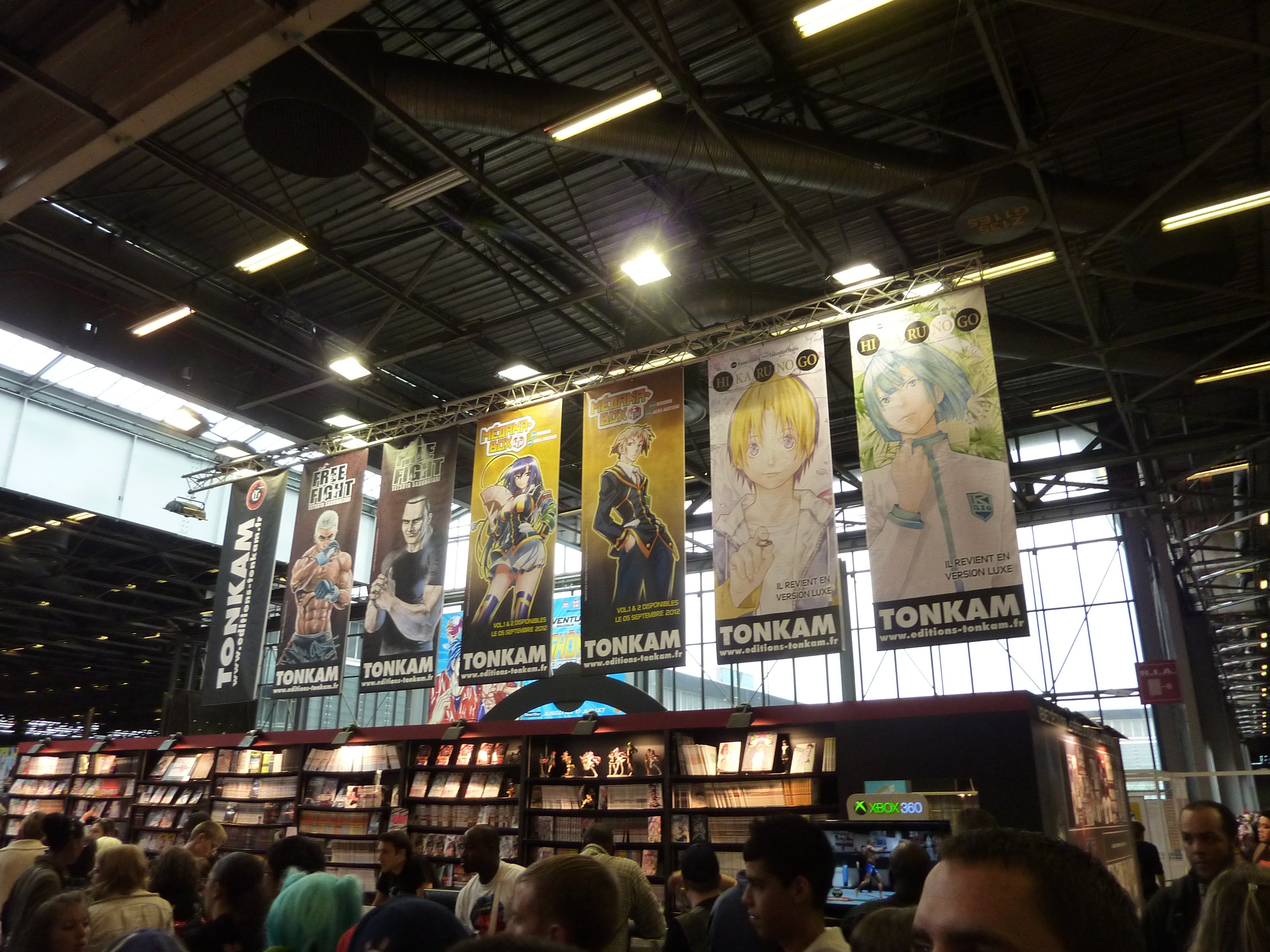 Stands In Expo : Japan expo comment c était sublimigeek geek