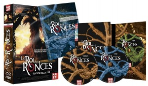 Le roi des ronces en version collector bluray et dvd
