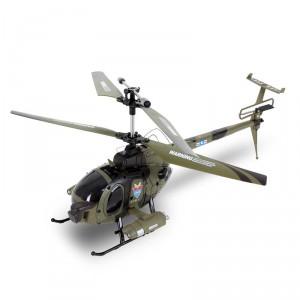Hélicoptère RC avec caméra video sans fil USB