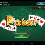 Mini jeu Poker
