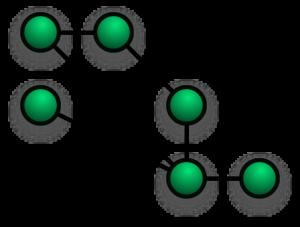 Illustration d'un réseau maillé
