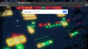 Google et le Speed Dial du navigateur Opera